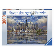 Ravensburger - North American Skylines Puzzle 3000pc
