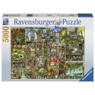 Ravensburger - Bizarre Buildings Puzzle 5000pc
