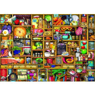Ravensburger - The Christmas Cupboard Puzzle 1000pc - Colin Thompson