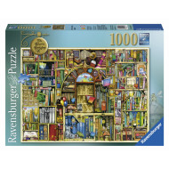 Ravensburger - The Bizarre Bookshop 2 Puzzle 1000pc - Colin Thompson