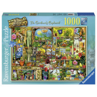 Ravensburger - The Gardeners Cupboard Puzzle 1000pc