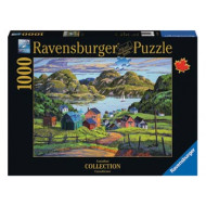 Ravensburger - Canadian Mountains Puzzle 1000pc