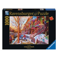 Ravensburger - Street Hockey Puzzle 1000pc