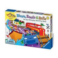 Ravensburger - Rivers Roads & Rails Game