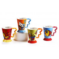 Britto Large Squiggle Mug