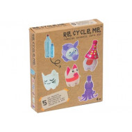 ReCycleMe - Pet Bottle Girls