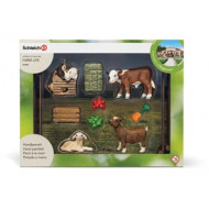 Schleich - Childrens Zoo Playset