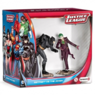 Schleich - Batman vs The Joker Scenery Pack - Justice League