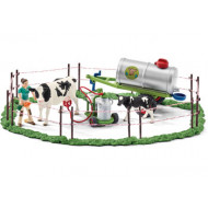 Schleich - Cow Family on the Pasture