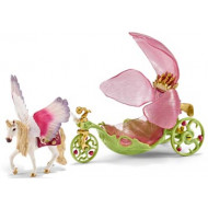 Schleich - Elf Carriage Festive