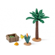 Schleich - Plants and Feed Set
