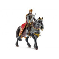 Schleich - Dragon Knight King on Horse