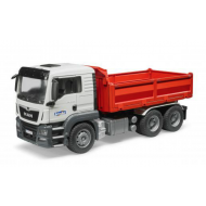 BRUDER 1:16 MAN TGS Construction Truck