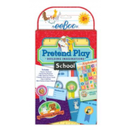 Eeboo Pretend Play Game- School