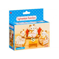 Sylvanian Families 3pc Suite Set