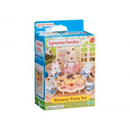 Sylvanian Families Nursery Party Set