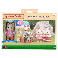 Sylvanian Families Seaside Camping Set