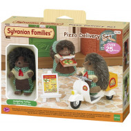 Sylvanian Families Pizza Delivery Set