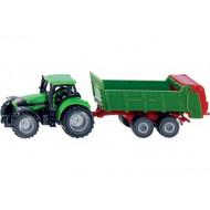 Siku Tractor with Universal Manure Spreader