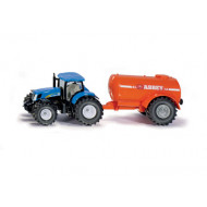 Siku - Tractor with Single Axle Vacuum Tanker 1:50