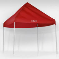 Speedline Pit Tent 3000x300x240mm RED