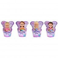 Sparkle Girlz Fairy 4.5 Inch Doll in Cupcake Assorted