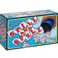 Spill and Spell Word Game