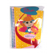 Loopsy A5 Spiral Notebook