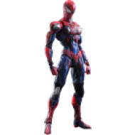 Square-Enix-Spiderman-Variant-Play-Arts-Figure