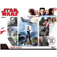 STAR WARS THE LAST JEDI 1000pc