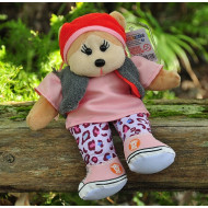 Beanie Kids Stella the Streetwise Bear