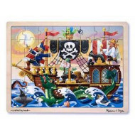 M&D - Pirate Adventure Jigsaw - 48pc