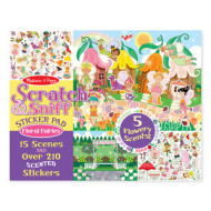 M&D - Scratch & Sniff - Floral Fairies