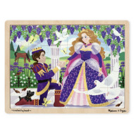 M&D - Princess Jigsaw - 24pc