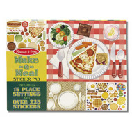 M&D - Sticker Collection - Make-A-Meal