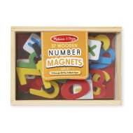 M&D - Number Magnets - 37pc