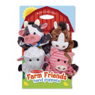 M&D - Hand Animal Puppets - Farm