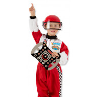 M&D - Race Car Driver Costume Set