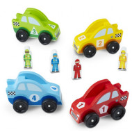 M&D - Race Car Vehicle Set