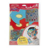M&D - Simply Crafty - Superhero Masks & Cuffs