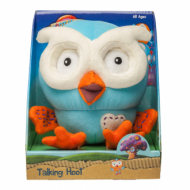 Talking Hoot 17cm
