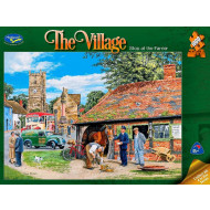 THE VILLAGE THE FARRIER 1000p