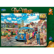 THE VILLAGE TOWN BUS 1000pc