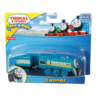Thomas & Friends Take-N-Play Large Vehicle/Engine - Connor