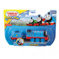 Thomas & Friends Take-N-Play Large Vehicle/Engine - Hybird Gordon