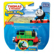 Thomas & Friends Take-N-Play Small Vehicle/Engine - Percy