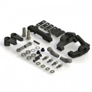 TLR Bell Crank Steering System w/ Hardware : 22 2.0