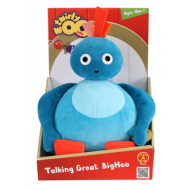 Twirlywoos Talking Greatbighoo Soft Toy
