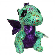 Beanie-Boos-Regular-Cinder-Green-Dragon