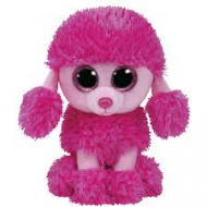 Beanie Boos Regular Patsey the pink poodle